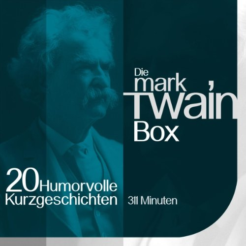 Die Mark Twain Box Titelbild