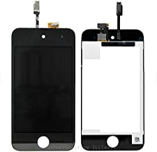ePartSolution_iPod Touch 4th Generation LCD Display Touch Screen Digitizer Assembly Replacement Part USA Seller (Black)