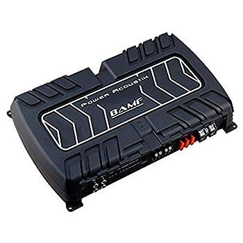 Power Acoustik BAMF1-5000D BAMF Series Monoblock Class D Amp  5,000 Watts max