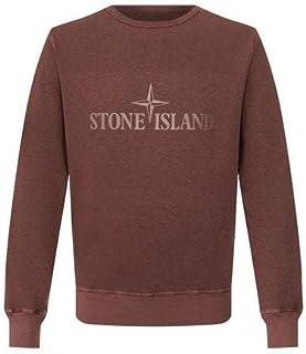 Stone Island Cotton Brown Sweatshirt
