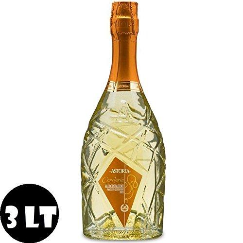 Prosecco Valdobbiadene Superiore DOCG Corderìe Astoria JEROBOAM 3 litri