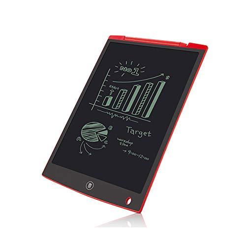 Tavoletta Grafica LCD Scrittura 12 Pollici Portatile Tablet da Scrittura Digitale Elettronica Paperless Disegno Pad per Insegnante, Studenti, Adatto come regalo di Natale per il Cyber Monday