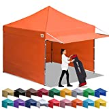 ABCCANOPY 10 x 10 Canopy Tent Pop up Instant Shelters Commercial Portable Market