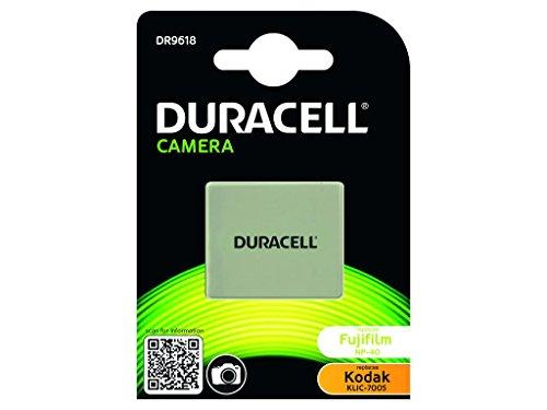 Duracell DR9618 - Batería para cámara Digital 3.7 V, 650 mAh (reemplaza batería Original de Fujifilm NP-40)
