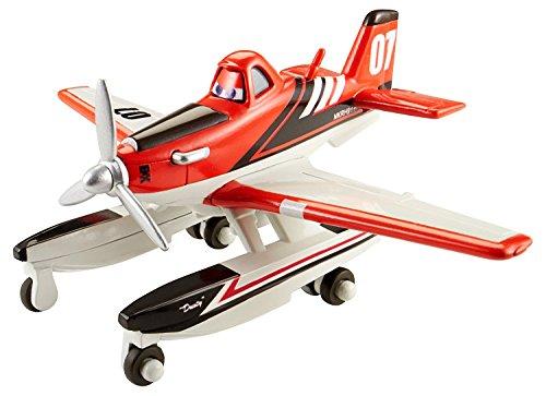 Disney MATTEL PIANTE ANTINCENDIO DUSTY - Planes Fire & rescue