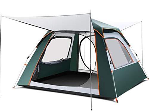 ADGN Explorer la Pleine Automatique Tente extérieure 4 Personnes Épaississement Camping Sauvage antipluie Unique Camping,C
