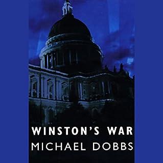 Winston's War audiobook cover art