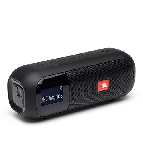Caixa Bluetooth com rádio FM JBL TUNER2 FMBLK