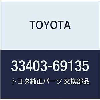 Toyota 33403-69135 Speedometer