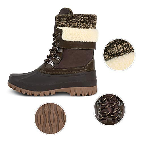 TF STAR Warm Women Boots