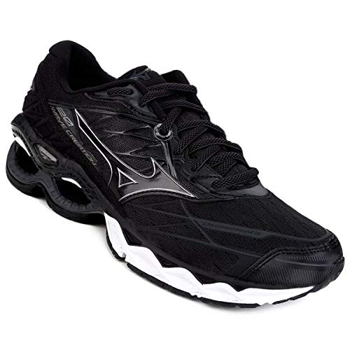 Tênis Mizuno Wave Creation 20 - Masculino - 39 - Preto