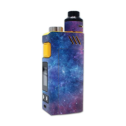 MightySkins Skin Compatible with iJoy RDTA Box 200W – Nebula | Protective, Durable, and Unique Vinyl Decal wrap Cover | Easy to Apply, Remove, and Change Styles | Made in The USA