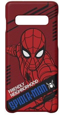 Samsung Galaxy Friends - Carcasa Inteligente para Galaxy S10, diseño de Spiderman