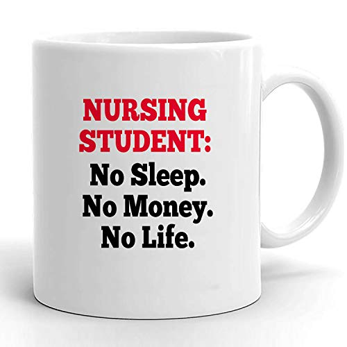 Buy Discount gift for nursing student, nursing student mug, nursing student gift, nursing student gi...