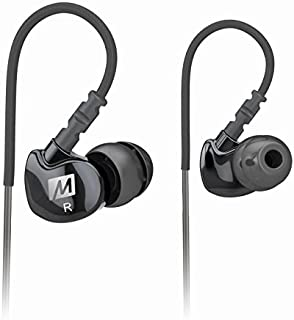 MEE audio M6 BLACK SPORT-FI インイヤー イヤホン