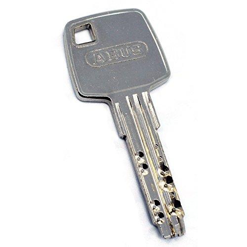 ABUS EC660 Ersatzschlüssel Nachschlüssel Zusatzschlüssel - zusätzlicher Wendeschlüssel für ABUS EC 660 Zylinder