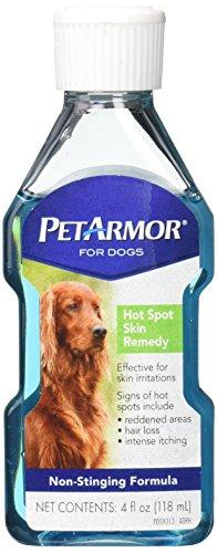 PetArmor Hot Spot Skin Remedy for Dogs, 4 oz