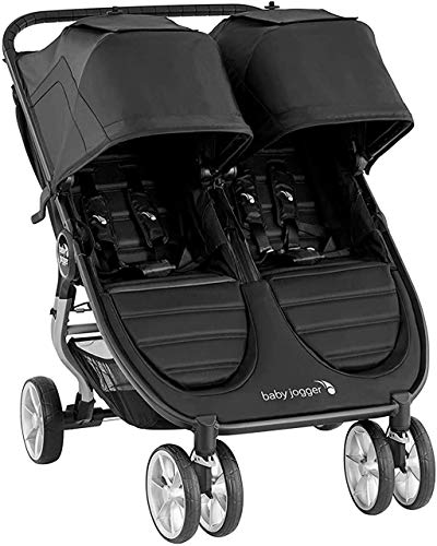 Baby Jogger City Mini 2 Double Stroller, Jet