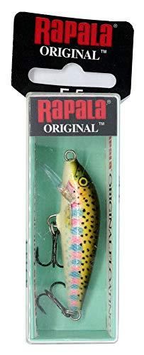 Rapala - Señuelos de Pesca flotantes Originales
