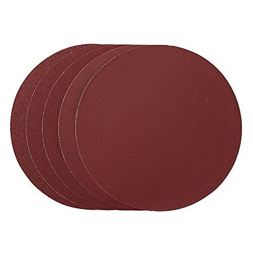 Draper 63784 Discos de Lija, Rosso