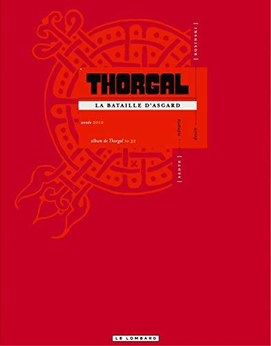 Thorgal luxes - tome 32 - La bataille d'Asgard luxe