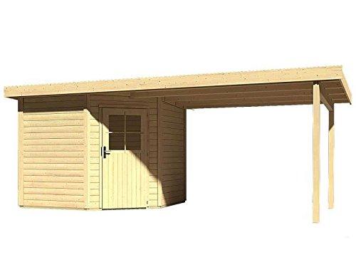 Unbekannt Karibu Woodfeeling Gartenhaus...
