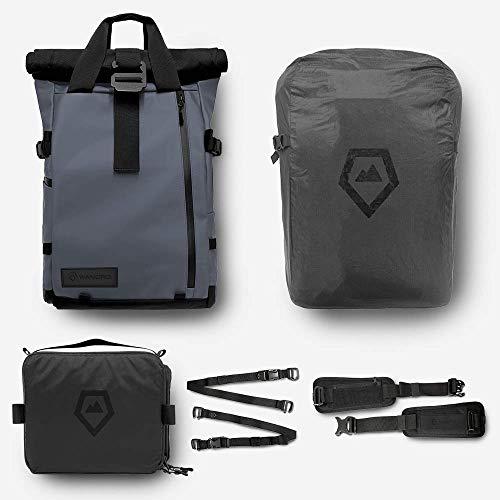PRVKE Travel and DSLR Camera Backpack