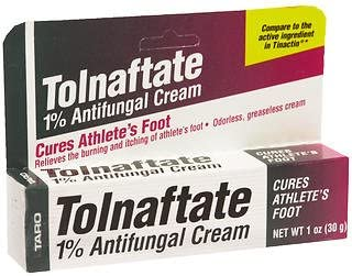 Taro gift Tolnaftate 1% Antifungal Cream - 1 4 of Bombing new work Pack oz