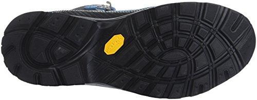 Asolo Drifter GV Evo ML, Chaussures de Randonnée Hautes Femmes, Bleu (Azure/Stone A173), 38 EU