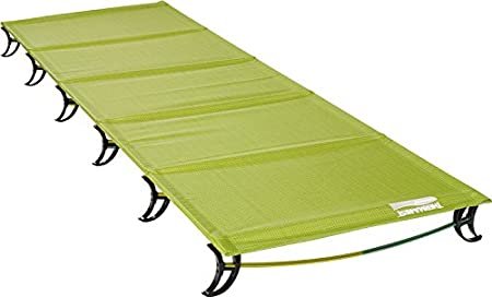New Therm-a-Rest UltraLite Cot for 2017 season.