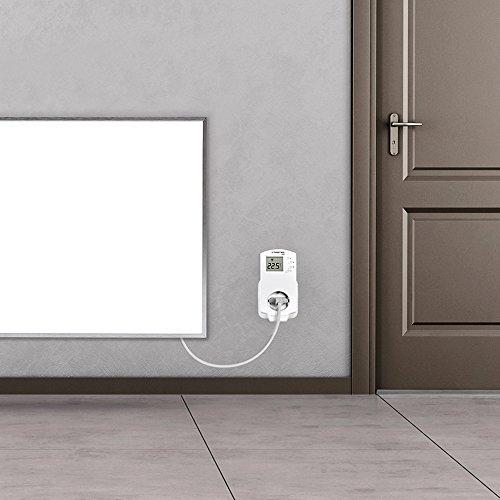 TROTEC TIH 900S Infrarot-Elektroheizung Heizstrahler Infrarot-Technologie Bild 5*