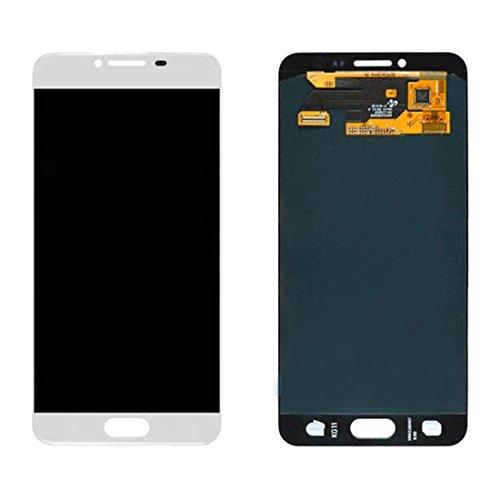 Accesorios de comunicación móvil duraderos de prim Compatible con pantalla LCD Samsung Galaxy C5 / C5000 + ensamblaje digitalizador de pantalla táctil Repuestos prácticos para teléfonos celulares