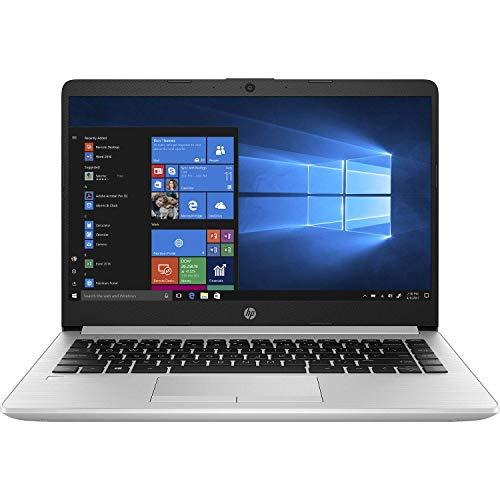 HP Notebook PC 348 G7 14-inch Laptop | 8th Gen Core i3/8GB/1TB HDD/Windows 10 Home | Silver | 2 Year Warranty