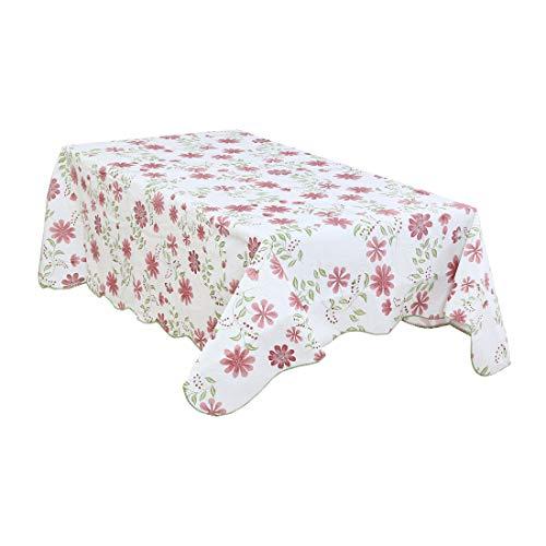 sourcingmap Nappe de Table Pique nique Maison Huile résistant à eau en tissu Rouge 41 x 60\