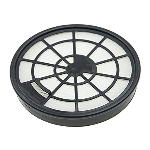 vhbw Filtro de aspiradora Compatible con Dirt Devil DD2620, DD2620-0, DD2620-1, DD2620-2, DD2620-3 - Filtro HEPA antialérgico
