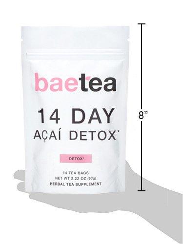 Detox products Baetea Energy Tea–Natural Herbal Tea – Increase Focus and Boost Energy.