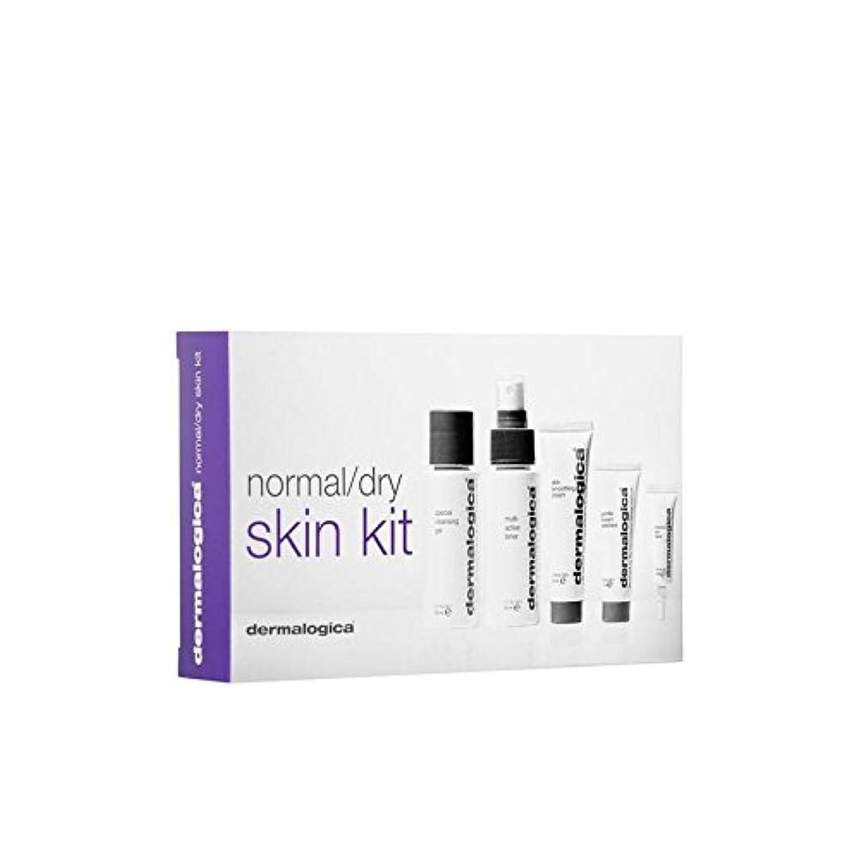 溶かすビュッフェ釈義Dermalogica Skin Kit - Normal/Dry (5 Products) (Pack of 6) - ダーマロジカスキンキット - ドライ/ノーマル(5製品) x6 [並行輸入品]