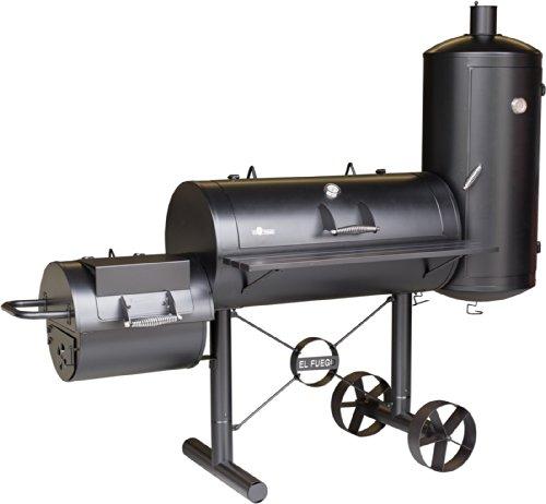 """El Fuego -  Smoker-Grill """"Kiona"""""""