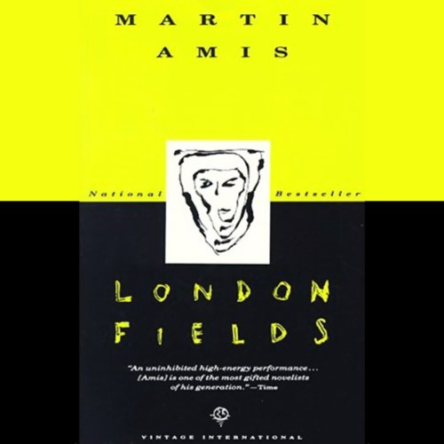 London Fields  By  cover art
