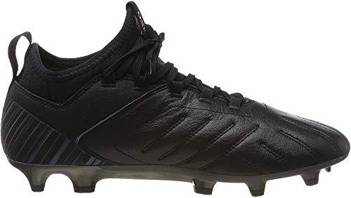 Puma Herren ONE 5.3 FG/AG Fußballschuhe, Black Black Aged Silver, 43 EU