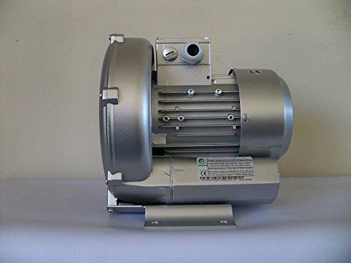 Regenerative Blower 0.67Hp, 220-480V/3Phase, 57CFM, 64