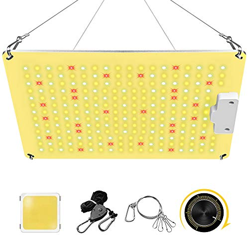 DIMMABLE Samsung Grow Light, 1000w Led Grow Lights for Indoor Plants Full Spectrum, Samsung Diode 1000 Watt Led Grow Light for Seedling Veg and Bloom 2x2 FT Coverage