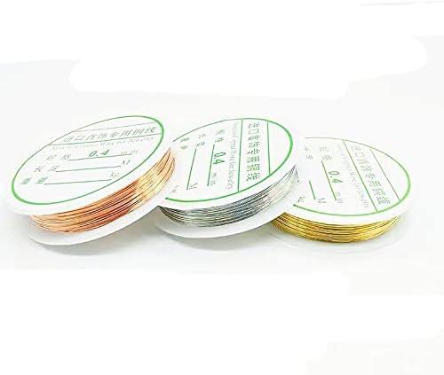 Jewelry Production Three Color Wire Copper Guage 20 DI New product!! Columbus Mall 6m Manual