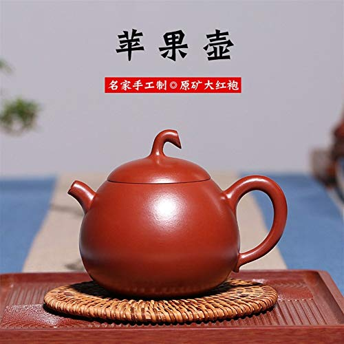 Juan Ni theepot erts dingshuzhen Huanglong Alexander Pao beroemde appelthee (Color : Big red pouch)