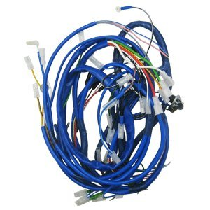 Amazon.com: C9NN14A103C Compatible with Ford Tractor Wiring Harness, Front  5600, 6600, 7600: Garden & OutdoorAmazon.com