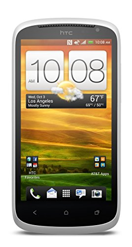 HTC One VX 4G LTE Android Smartphone - White
