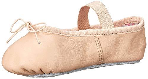 Capezio Daisy 205 Ballet Shoe (Toddler/Little Kid),Ballet Pink,11 M US Little Kid