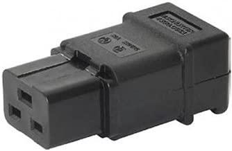 SCHURTER 4300.0921 CONNECTOR, IEC POWER ENTRY, SOCKET 20A