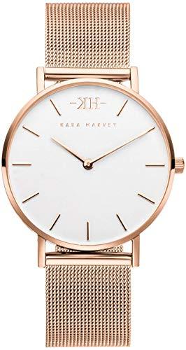 Kara Harvey Damen-Armbanduhr Ros...