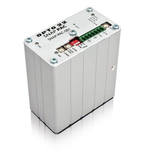 Opto 22 SNAP-PAC-SB1 - SNAP PAC Serial Brain, Analog/Digital, with High-Speed Digital Functions